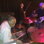 Playing with Clyde Stubblefield and the Tuesday Night Squad