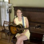 Recording with Katie Powderley