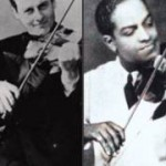 Grappelli/South recording for Hal Leonard